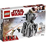 LEGO Star Wars First Order Heavy Scout Walker™ 75177 Playset Toy