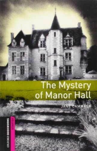 Oxford University Press(オックスフォードユニバーシティプレス)Jane Elizabeth Cammack『The Mystery of Manor Hall』