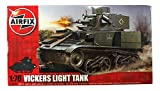 Airfix A02330 Vickers Light Tank 1:76 Scale Series 2 Plastic Model Kit