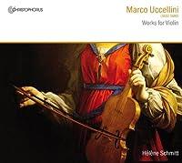 Verk for Violin/Sonater/Toccatas/Arias