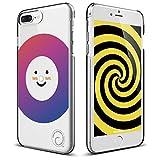 iPhone8 Plus / iPhone7 Plus ケース elago Smart Spinner [ iPhoneがスピナーに大変身 !? まるで ハンドスピナー !? ] おもしろ デザイン カバー [ iPhone8Plus / iPhone7Plus ] ノエル