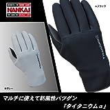 ナンカイ(NANKAI) NNG-03A タイタニウム-α フィットグローブ BK M NNG03AM