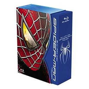 スパイダーマンTM トリロジーBOX [Blu-ray]