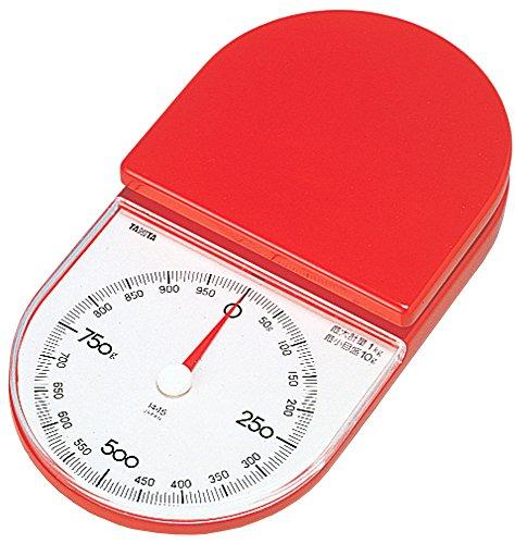 タニタ アナログクッキングスケール タニペティ 1kg/5g...