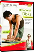 Stott Pilates: Rotational Disks [DVD] [Import]