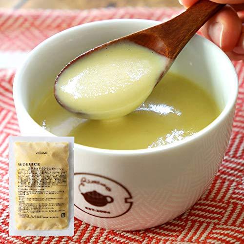 ダイエット 食品 スープ 置き換え 40代から始める男の スープセット 10P入り 無添加 冷凍 調理不要 (濃厚あさりのクラムポタージュ)