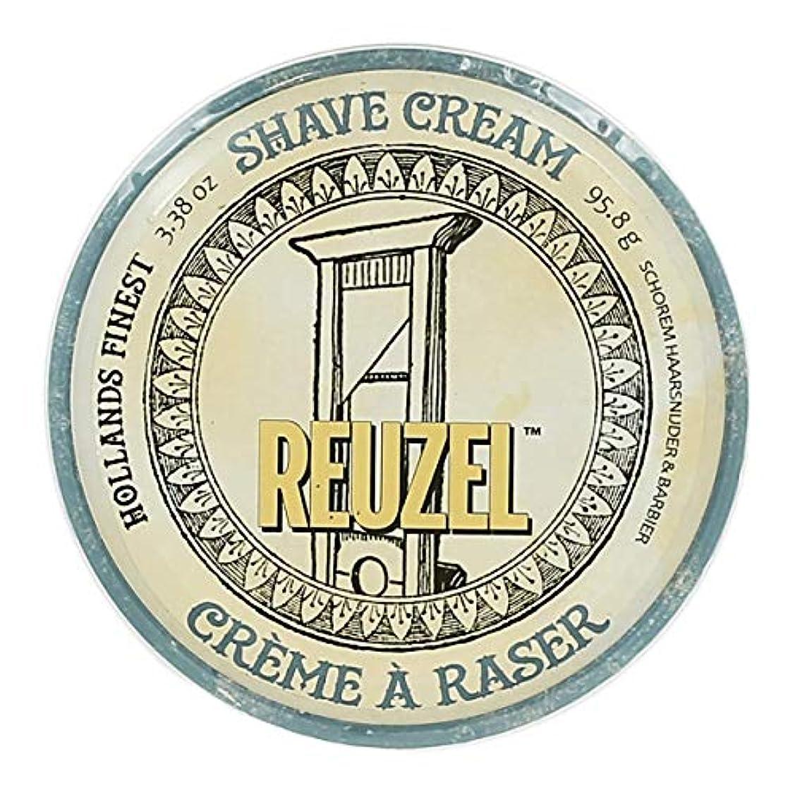 帽子周り愛するREUZEL ルーゾー シェーブクリーム 95g[海外直送品] [並行輸入品]