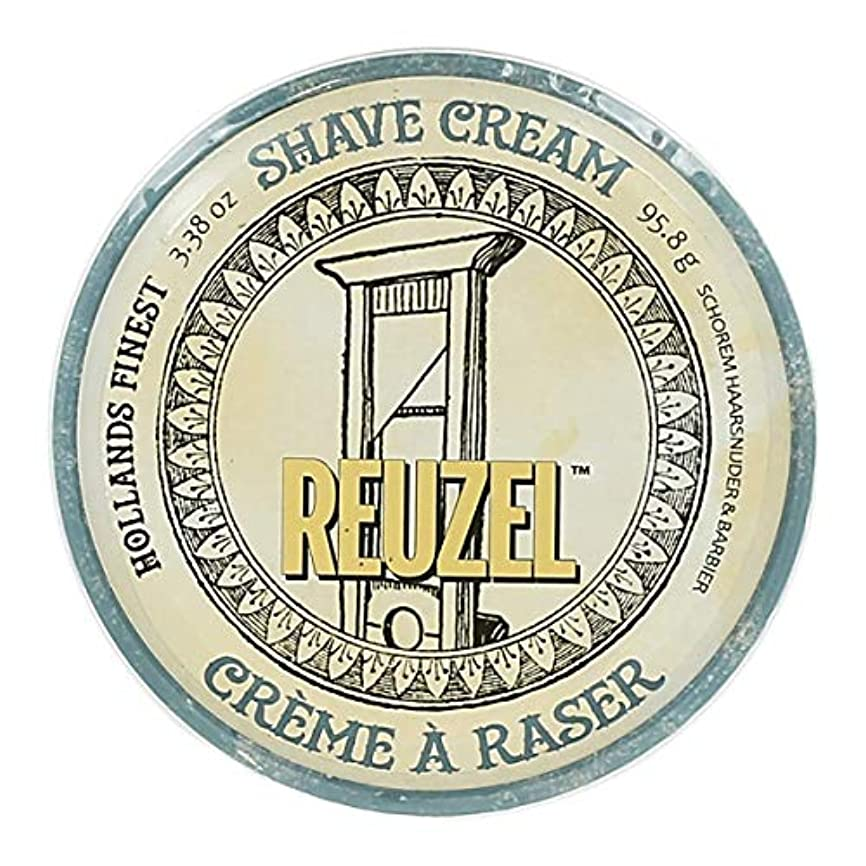 政治キャンパス味わうREUZEL ルーゾー シェーブクリーム 95g[海外直送品] [並行輸入品]