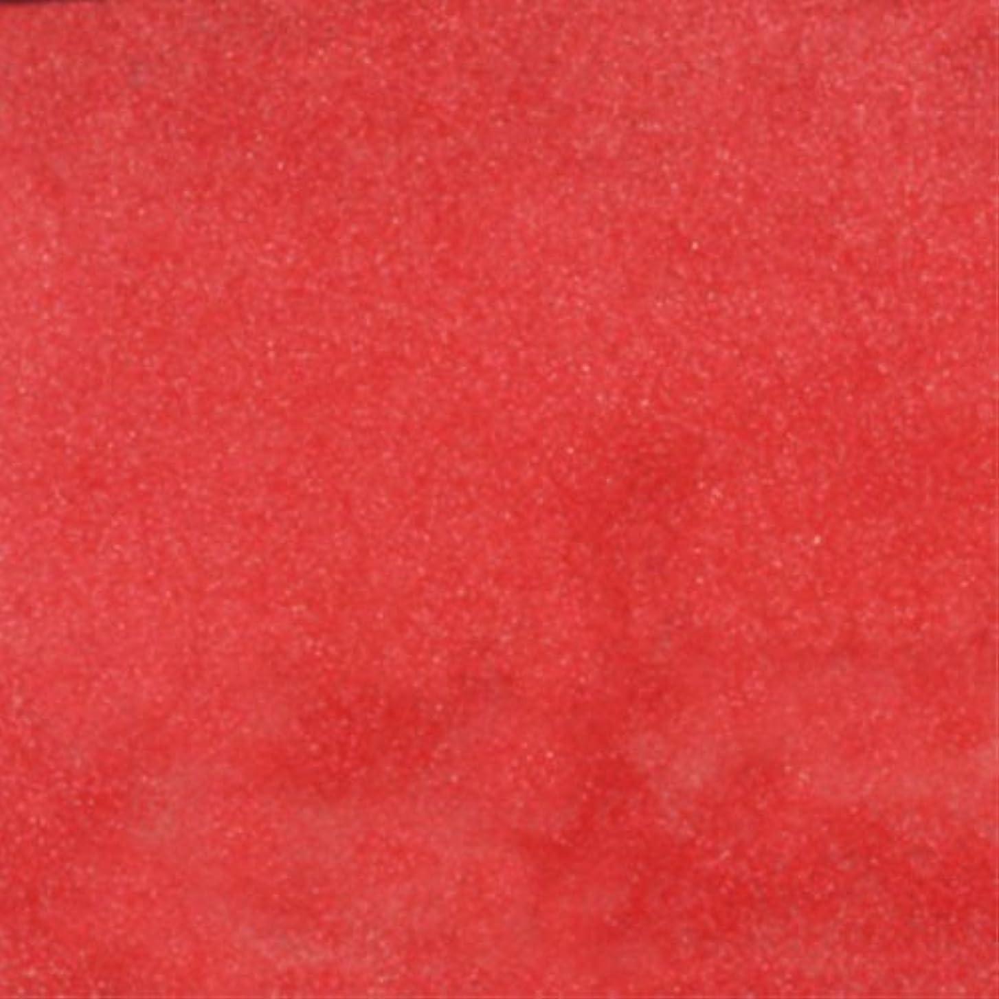 噂過言振る舞いピカエース ネイル用パウダー シャインパウダー #807 赤色 0.25g
