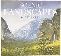 2015 Scenic Landscapes 12x11 Vista Wall Calendar [並行輸入品]