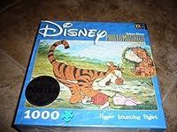 Disney Photomosaics: Tigger Bouncing Piglet by Robert Silvers [並行輸入品]