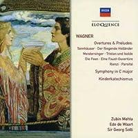 Wagner-Overtures & Preludes