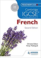 Cambridge IGCSE® French Teacher's CD-ROM Second Edition