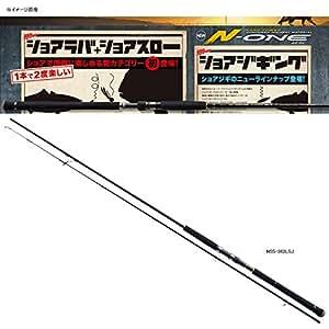 メジャークラフト 釣り竿 ショアジギングロッド スピニング N-ONE ショアジギングモデル NSS-1002LSJ