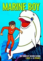 Marine Boy: The Complete Second Season [DVD] [Import]
