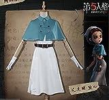 新品 Ipareコスプレ衣装 第五人格医者 cosplay 看護婦服コスチューム 制服 サイズ選択可 変装 … … (L)
