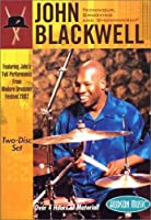 John Blackwell Technique, Grooving, and Showmanship [DVD] [Import]