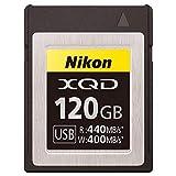 Nikon XQDメモリーカード 120GB MC-XQ120G