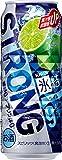「キリン 氷結ストロング ライム チューハイ 500ml×24本」の画像