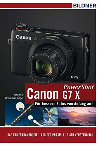 Canon PowerShot G7X (German Ed...