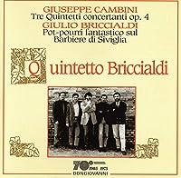 3 Quintets Op 4 / Pot-Pourri Fantastico