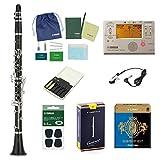 YAMAHA ヤマハ クラリネット YCL-450 管楽器担当のおすすめ初心者セット A