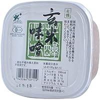 ビオ・マルシェ 有機玄米味噌<470g>