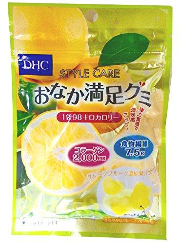 DHC STYLE CARE おなか満足グミ 40g×10袋