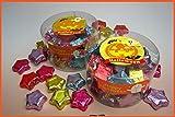 ハロウィン (Halloween) 星チョコ 35個入りカップ 配る用 お菓子セット チョコレート (星型チョコレート 35個)
