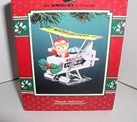 "ENESCO Wrigley's""Planely Delicious"" Christmas Ornament [並行輸入品]"