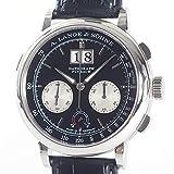 [ランゲアンドゾーネ]A Lange & Soehne 腕時計 ダトグラフ アップ/ダウン 405.035 中古[1324154] ブラック 付属:国際保証書 修理明細書..