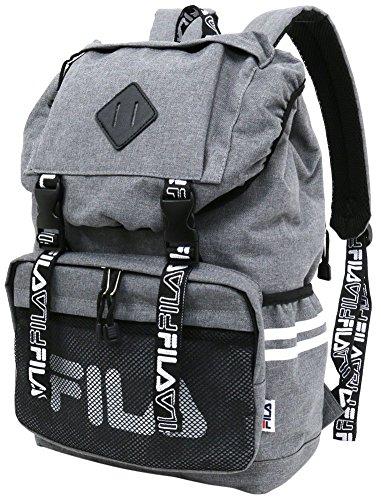 FILA(フィラ) リュック 大容量 ブランド ロゴ ベルト