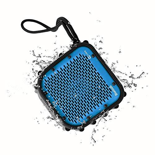 Bluetooth スピーカー IPX7防水 CIDO ブル...