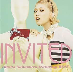 INVITED ~Maiko Nakamura featuring BEST~