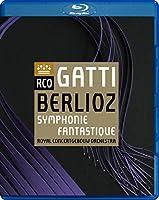 ベルリオーズ : 幻想交響曲 | ワーグナー : 歌劇 「タンホイザー」 序曲 | リスト : 交響詩 「オルフェウス」 (Berlioz : Symphonie Fantastique / Gatti & Royal Concertgebouw Orchestra) (2016 Live) [Blu-ray] [輸入盤] [日本語帯・解説付]