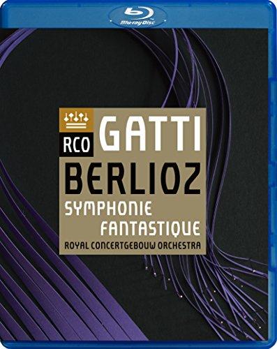 ベルリオーズ : 幻想交響曲 | ワーグナー : 歌劇 「タンホイザー」 序曲 | リスト : 交響詩 「オルフェウス」 (Berlioz : Symphonie Fantastique / Gatti & Royal Concertgebouw Orchestra) (2016 Live) [Blu-ray] [輸入盤] [日本語帯・解説付]の詳細を見る