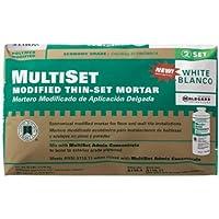 カスタム住建ホワイトMultiSetは、薄セットモルタルMSMW50修正