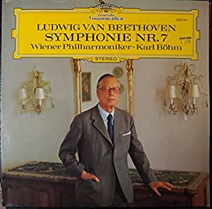 Symphony No. 5 In C Minor, Opus 67 - Beethoven - Karl Bohm, Vienna Philharmonic Orchestra* LP