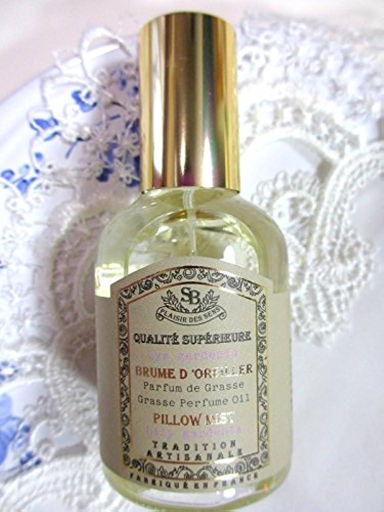 過度の浜辺一Senteur et Beaute(サンタールエボーテ) French classic(フレンチクラシックシリーズ) ピローミスト 50ml 「リリーガーデニア」 4994228024367