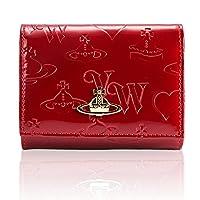 24f631a5dc75 Vivienne Westwood ヴィヴィアン ウエストウッド 財布 レディース ブランド 人気 [並行輸入品] (13110, RED)