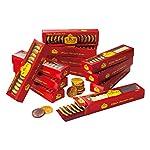 [ベルギーお土産] ベルギー コインチョコレート ミニ 12箱セット (海外 みやげ ベルギー 土産)