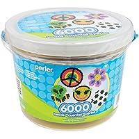 Perlerビーズ6,000 Count bucket-multi Mix 3 - Pack