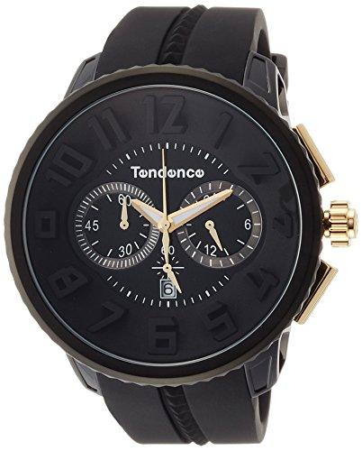 [テンデンス]Tendence 腕時計 ガリバーラウンドクロノ 【龍が如くコラボレーション666本限...