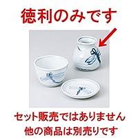 そば用品 とんぼ1.0徳利 [ 7.5 x 7.5cm ・ 130cc ] 【 料亭 旅館 麺 和食器 飲食店 業務用 】
