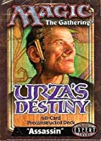Urza's Destiny Preconstructed Assassins Deck by Magic: the Gathering