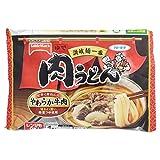 [冷凍] TM 讃岐麺一番 肉うどん 338g