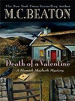 Death of a Valentine (Wheeler Large Print Book Series)
