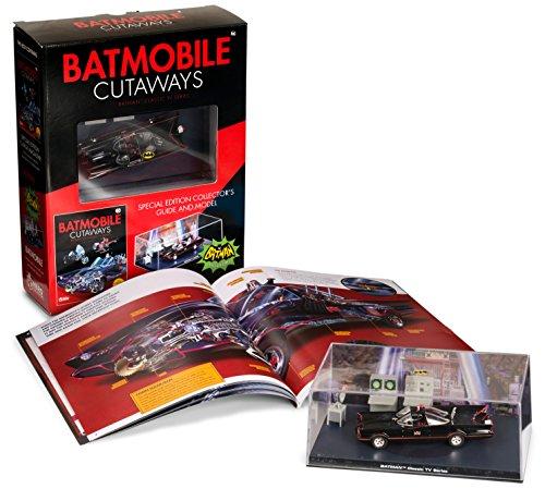 Batmobile Cutaways: Batman Cla...