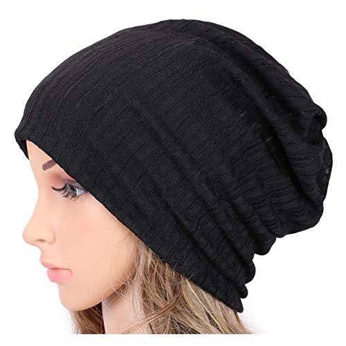 レディース ニット帽 メンズ 夏 抗がん剤 医療用帽子 オー...