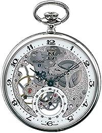 [エポス] クラシック スケルトン ポケットウォッチ 2121 懐中時計 メンズ Classic Skeleton Pocket Watch スケルトン [並行輸入品]